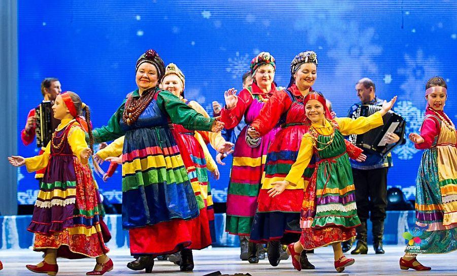 Семейский хор «Истоки» стал лауреатом всероссийского фестиваля
