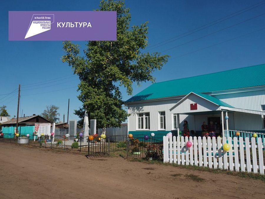 Дом культуры в маленьком селе Бурятии обновился спустя полвека