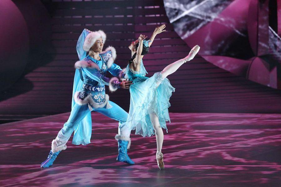 Премьера уникального шоу «Большой балет» с участием артистов БГАТОиБ – 4 ноября на телеканале «Россия-К»