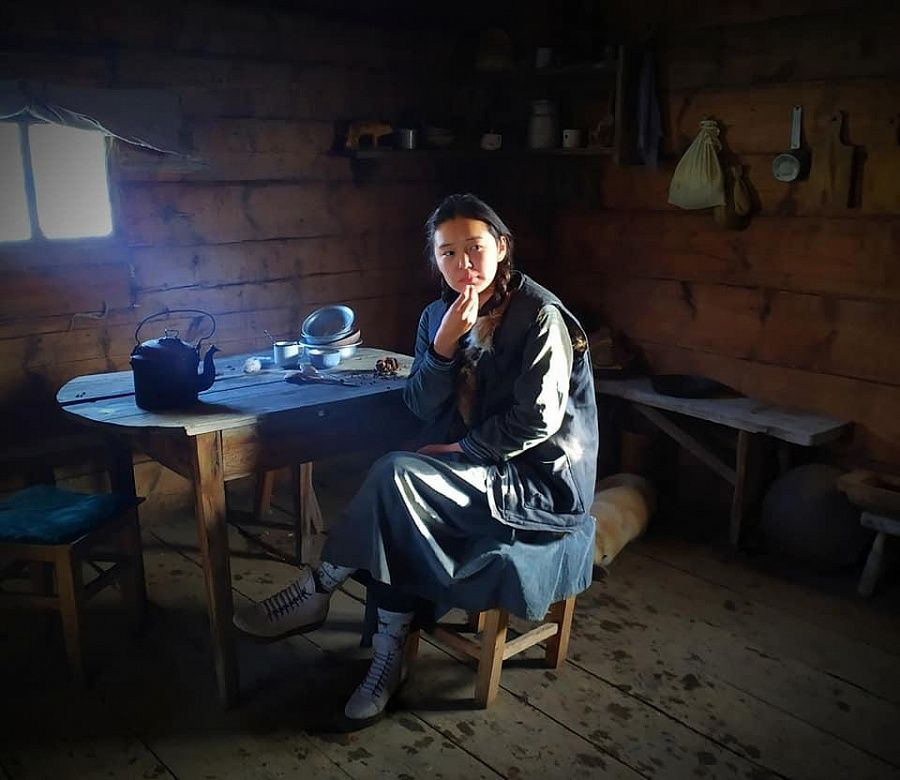 В Бурятии завершились съемки фильма по мотивам рассказа Намжила Нимбуева