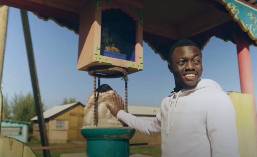 Студенты сняли фильм о приключениях замбийца в Бурятии