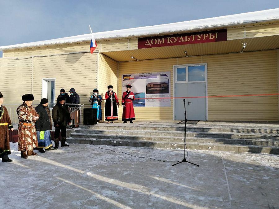 Министр культуры Бурятии откроет клубы, отремонтированные по трем разным программам
