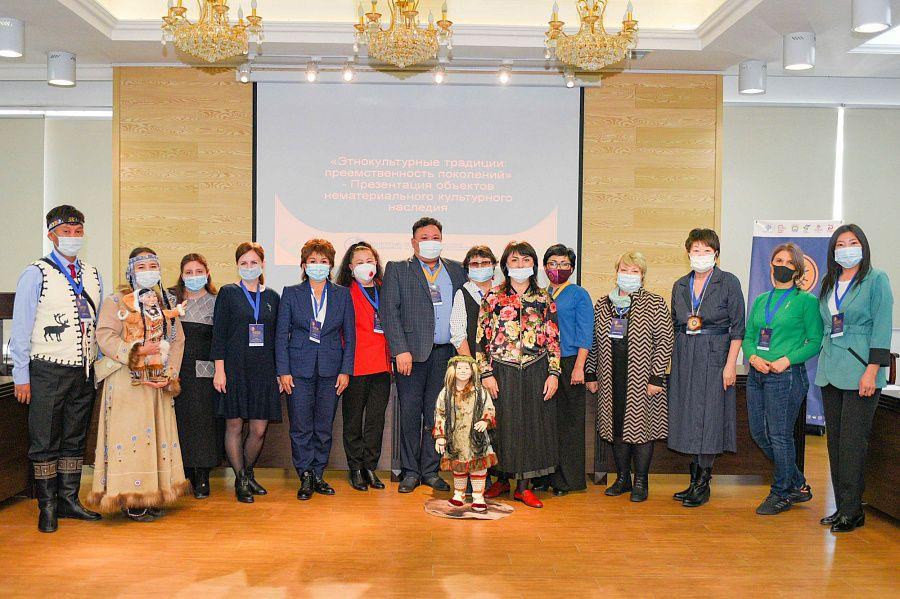 Первый день фестиваля традиционных культур